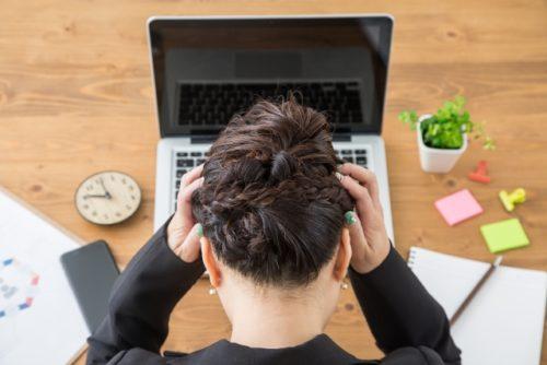 ファスティングのデメリット④:仕事に支障のリスク