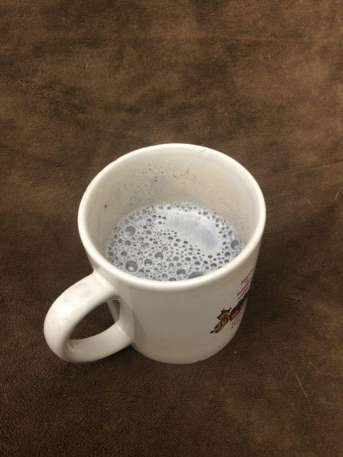 「KUROJIRU(黒汁ブラッククレンズ)」の美味しい飲み方